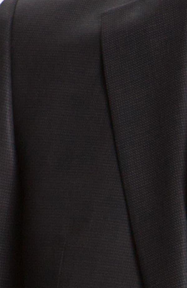 Alternate Image 6  - Armani Collezioni 'Giorgio' Trim Fit Wool Suit