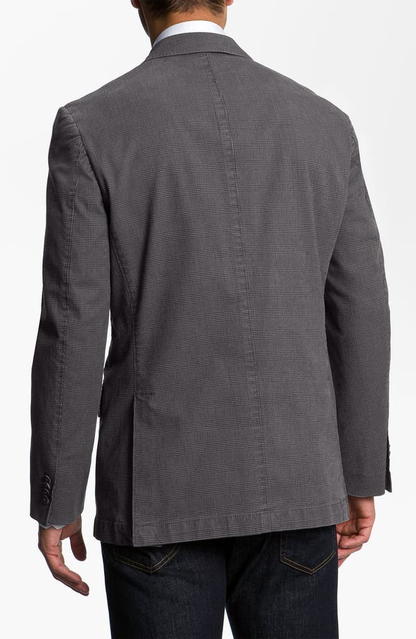 Alternate Image 2  - Kroon Stretch Cotton Sportcoat