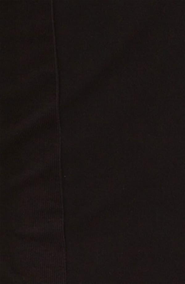 Alternate Image 3  - Trouvé Rib Panel Pencil Skirt