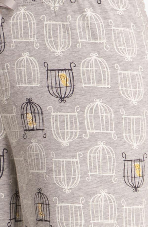Alternate Image 3  - Hue 'Birdcage' Pajama Pants