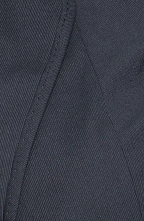 Alternate Image 3  - Sejour Pinstripe Suit Jacket (Plus)