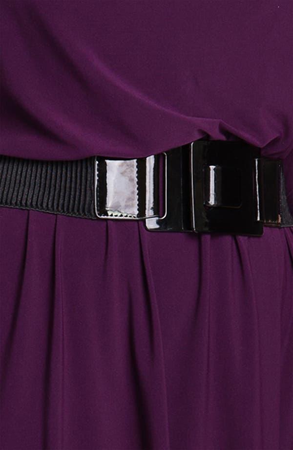 Alternate Image 3  - Adrianna Papell Dolman Sleeve Flare Dress (Plus)