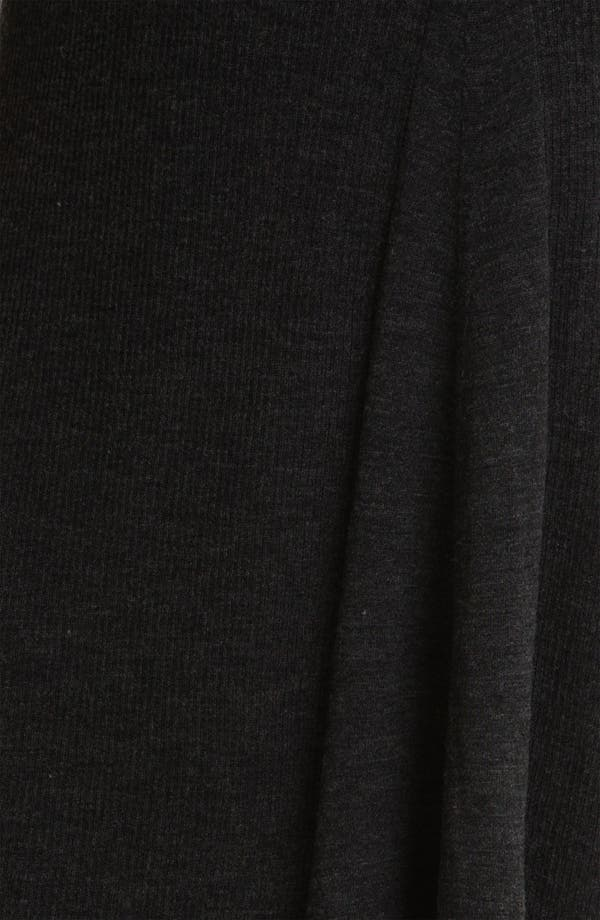Alternate Image 3  - Eileen Fisher Merino Jersey Rib Knit Skirt
