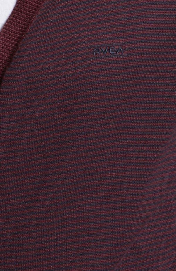 Alternate Image 3  - RVCA 'Barge' Cardigan