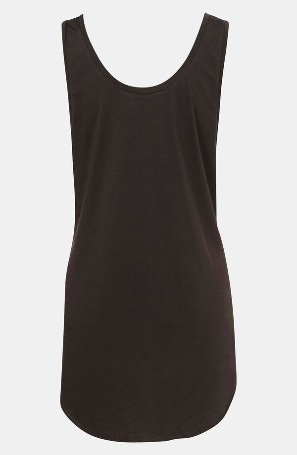 Alternate Image 3  - Topshop 'Rocker Couple' Graphic Maternity Tank