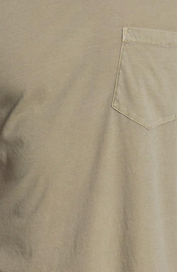 Alternate Image 3  - RVCA Pocket T-Shirt