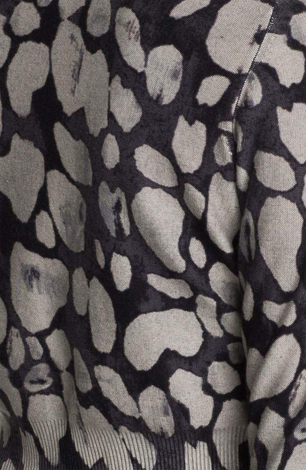Alternate Image 4  - Tracy Reese Print Cardigan (Nordstrom Exclusive)