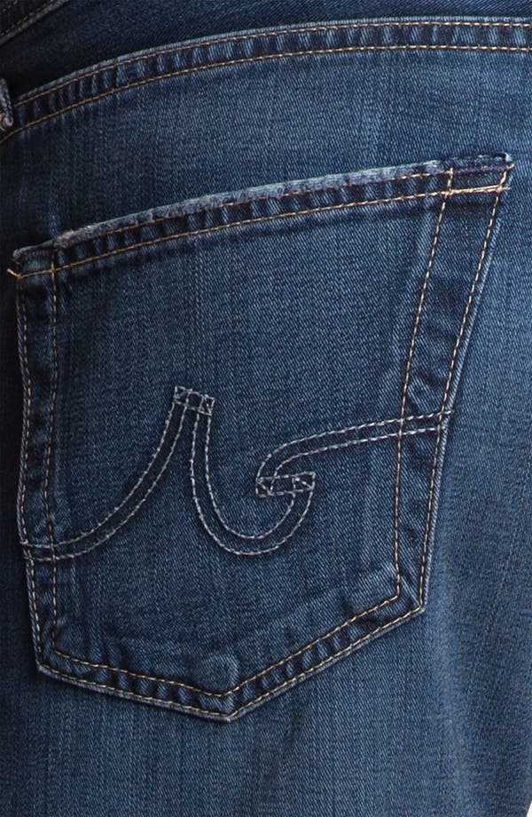 Alternate Image 4  - AG 'Hero' Relaxed Fit Jeans (Barrow)