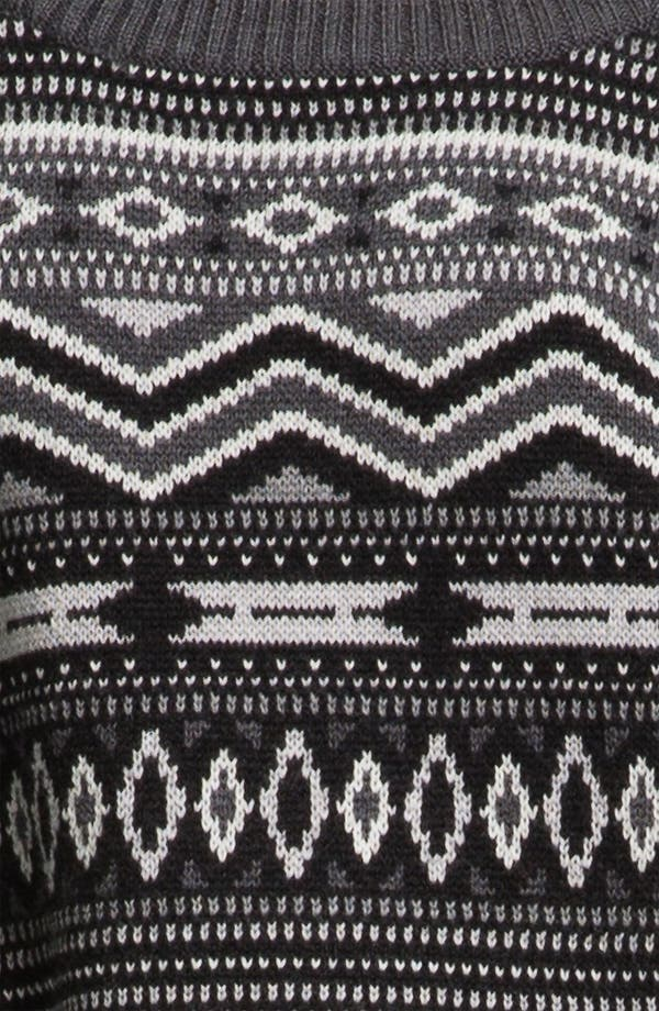 Alternate Image 3  - Haute Hippie Southwestern Merino Wool Sweater