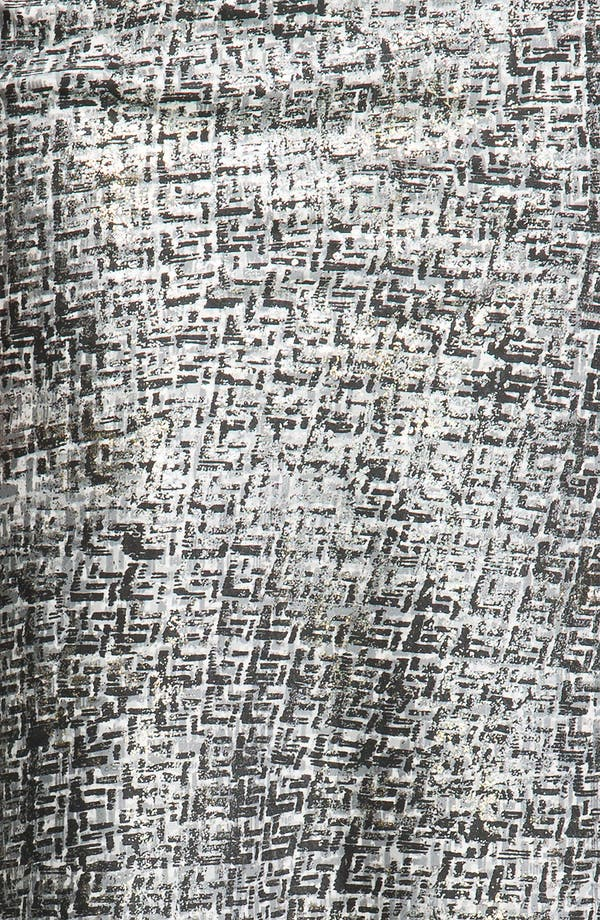 Alternate Image 3  - Nic + Zoe Glitter Print Pencil Skirt
