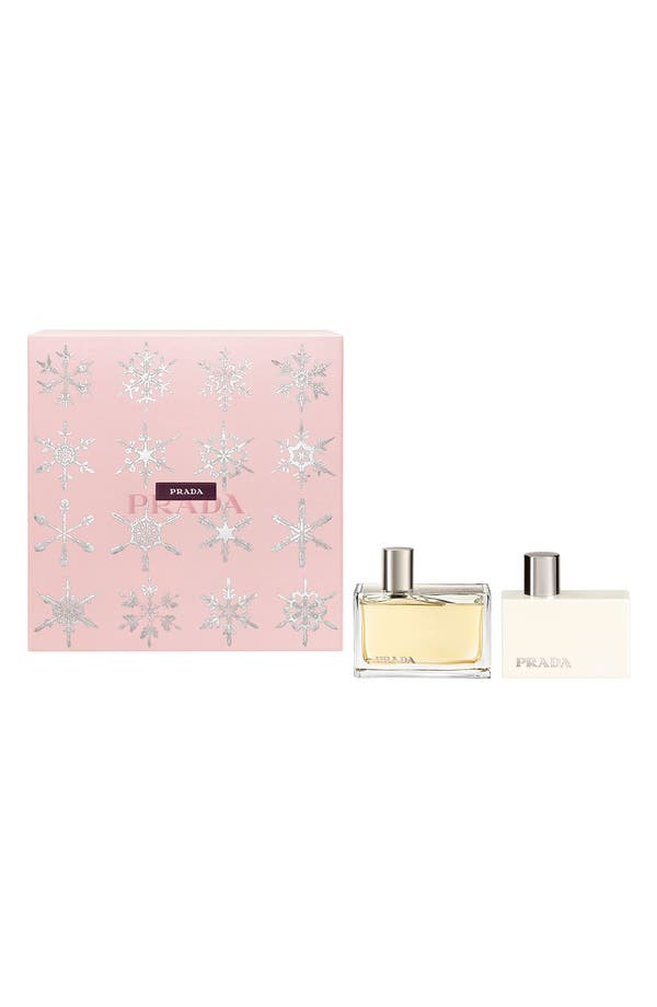 Alternate Image 1 Selected - Prada 'Amber' Fragrance Set ($130 Value)