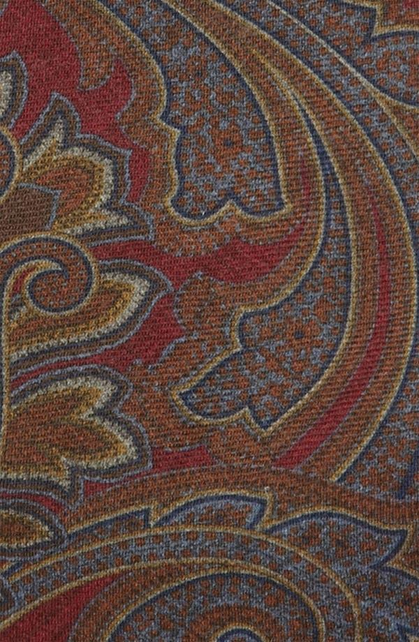 Alternate Image 2  - John W. Nordstrom® Wool Tie