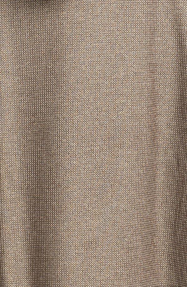 Alternate Image 3  - Eliza J Belted Cowl Neck Dress (Plus)