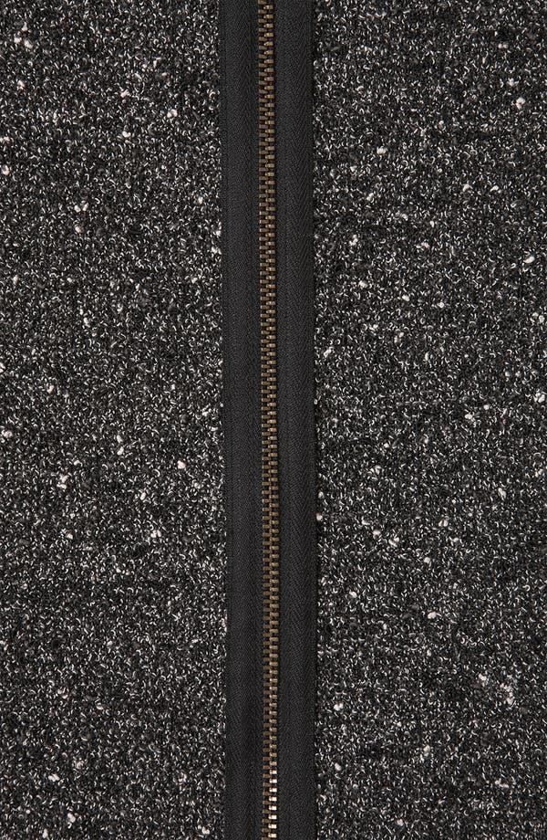 Alternate Image 3  - Topshop Mélange Knit Dress