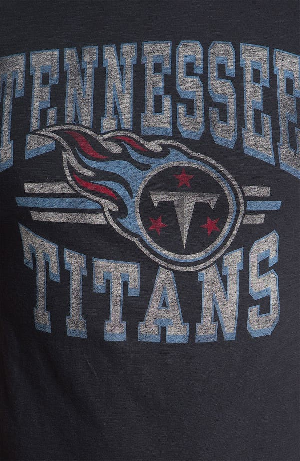 Alternate Image 3  - '47 'Tennessee Titans' Slubbed Crewneck T-Shirt