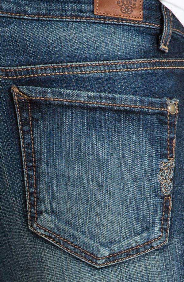 Alternate Image 3  - Jessica Simpson 'Rockin' Curvy Bootcut Jeans (Blitzen) (Online Only)