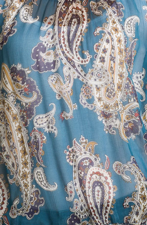 Alternate Image 3  - Lucky Brand 'Bianca' Paisley Blouse