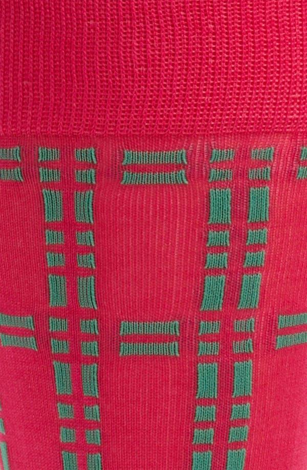 Alternate Image 2  - Calibrate Grid Socks