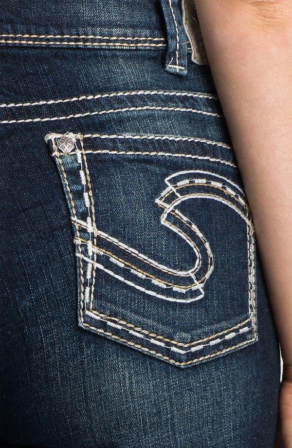 Alternate Image 3  - Silver Jeans Co. 'Suki' Bootcut Jeans (Plus)