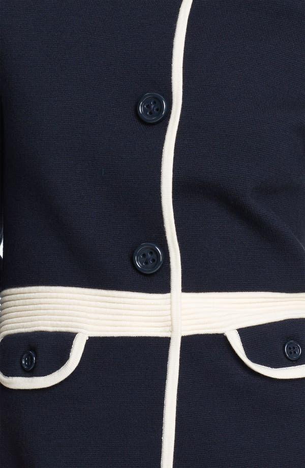 Alternate Image 3  - kate spade new york 'mayson' sweater jacket