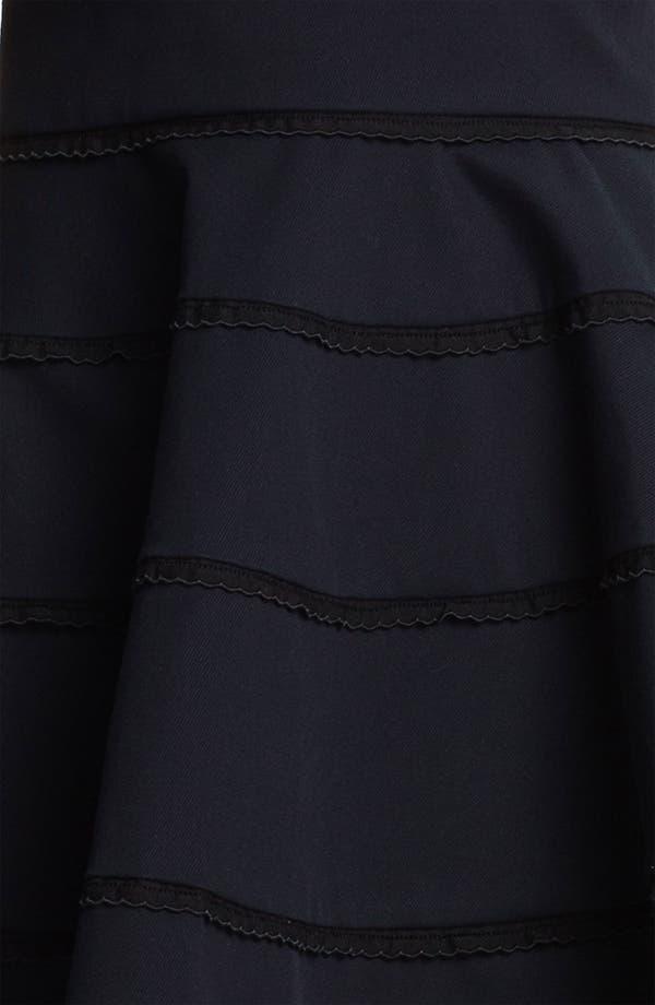 Alternate Image 3  - RED Valentino Tiered Skirt Dress