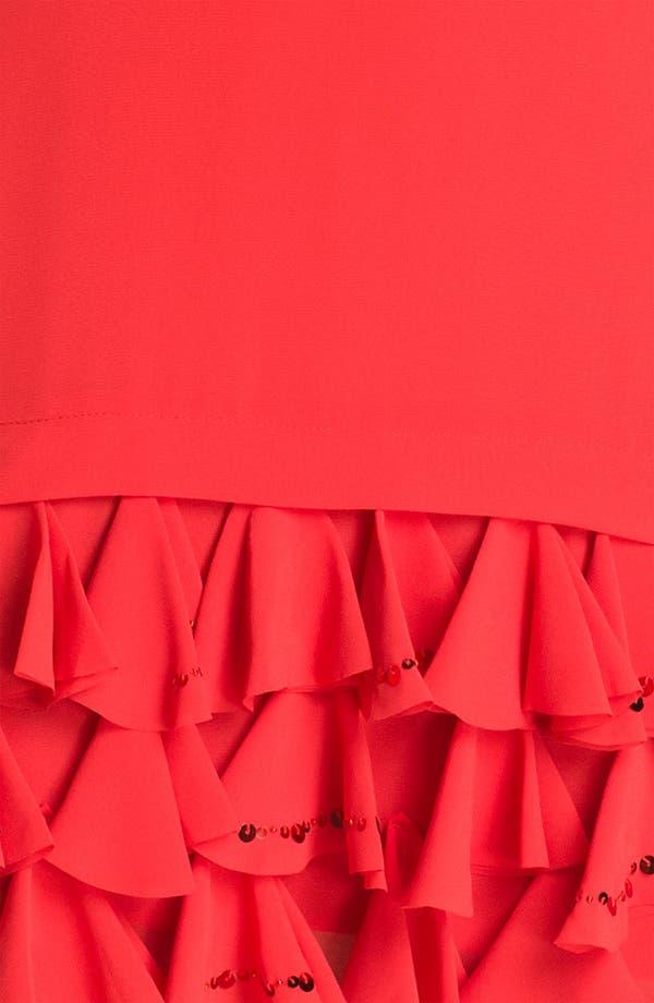 Alternate Image 3  - Ted Baker London Ruffle Tunic Dress