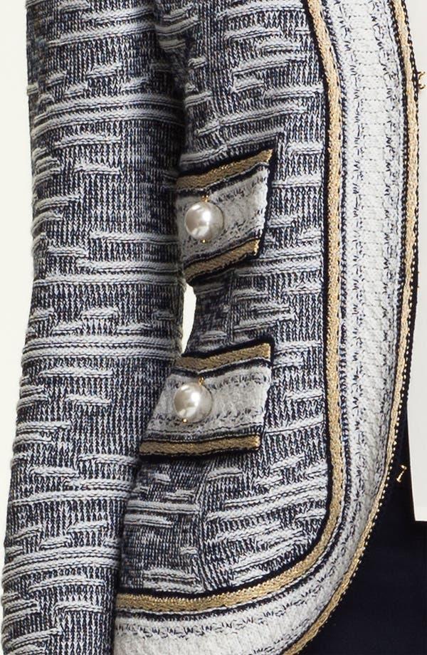 Alternate Image 5  - St. John Collection Nautique Knit Jacket