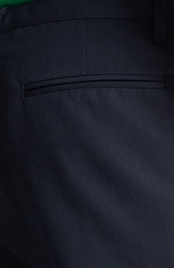 Alternate Image 3  - Shipley & Halmos Slim Fit Cotton Pants