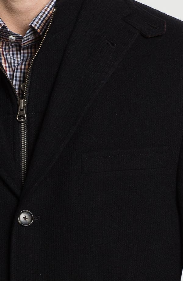 Alternate Image 3  - Kroon 'Ritchie' Wool Blend Sportcoat