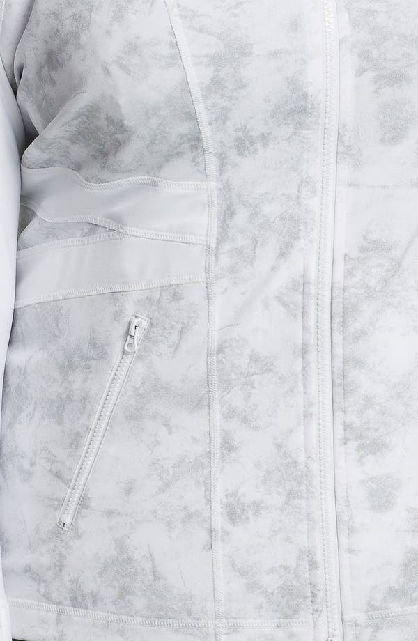 Alternate Image 3  - Zella 'Karin' Fitted Jacket (Plus)
