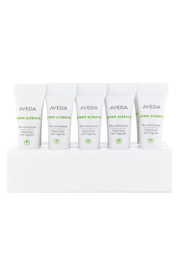 Alternate Image 1 Selected - Aveda 'green science™' Line Minimizer