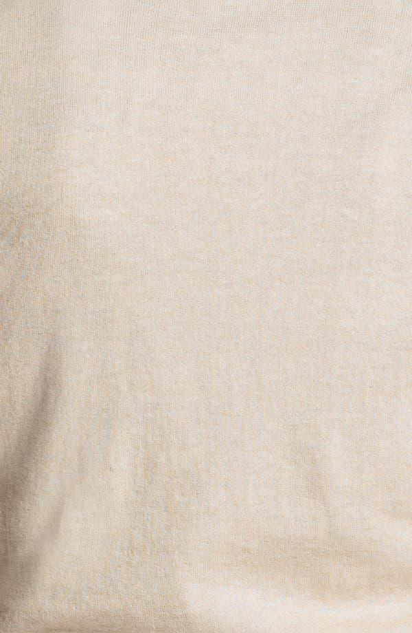 Alternate Image 3  - Wallin & Bros. Pima Cotton Blend Sweater