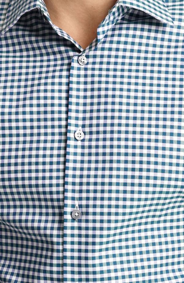 Alternate Image 3  - Paul Smith London Gingham Shirt