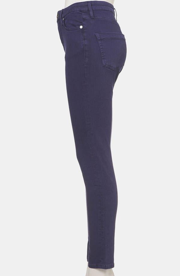 Alternate Image 4  - Topshop Moto 'Jamie' High Waist Skinny Jeans