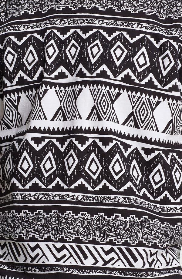 Alternate Image 3  - Topman 'High Roller' All Over Pattern Print T-Shirt
