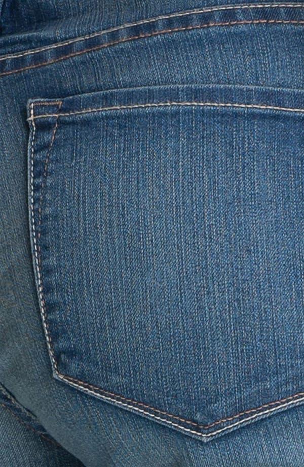 Alternate Image 3  - NYDJ 'Marilyn' Stretch Straight Leg Jeans (Miami)
