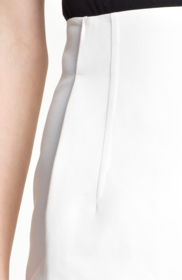 Alternate Image 3  - Jil Sander Gabardine Skirt