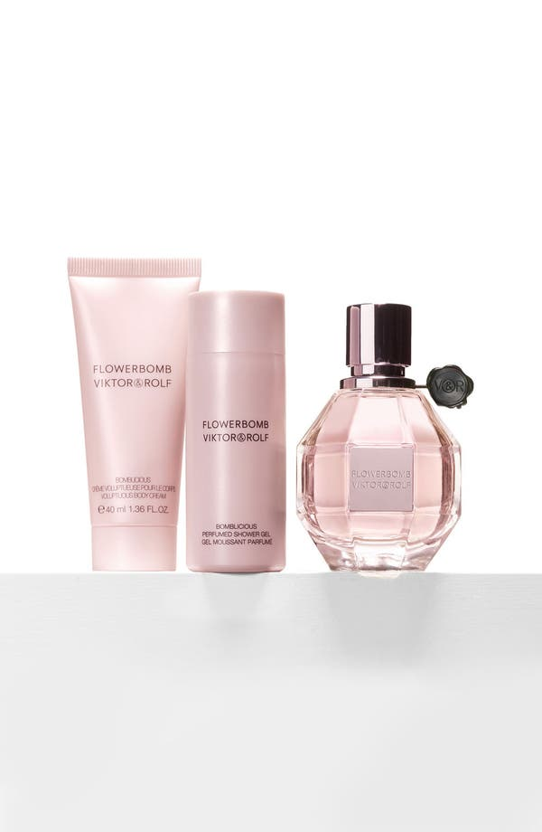 Alternate Image 2  - Viktor&Rolf 'Flowerbomb' Eau de Parfum Set ($139 Value)