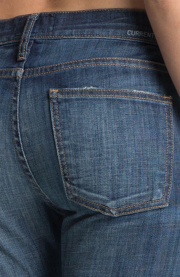 Alternate Image 3  - Current/Elliott 'The Roller' Crop Stretch Jeans (Wildcard with Destroy)