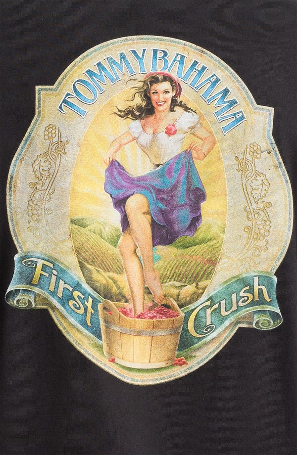 Alternate Image 3  - Tommy Bahama 'First Crush' T-Shirt