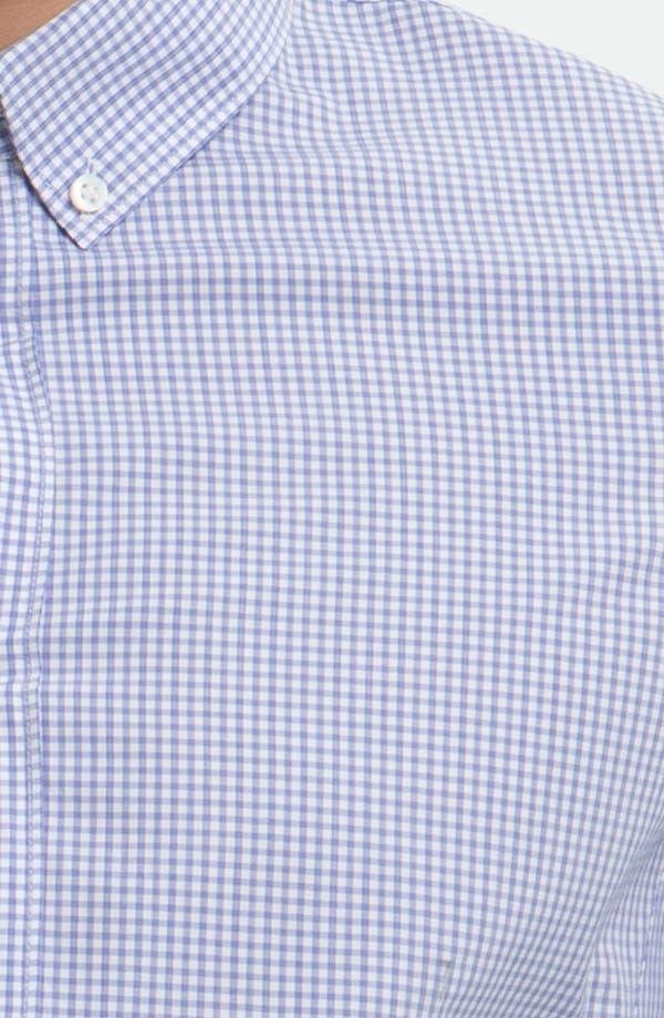 Alternate Image 3  - Jil Sander Check Dress Shirt