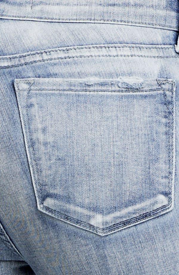 Alternate Image 3  - J Brand 'Babe' Flare Leg Jeans (Afterlife)