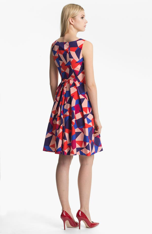 Alternate Image 2  - MARC BY MARC JACOBS 'Taboo' Print Silk Blend Fit & Flare Dress