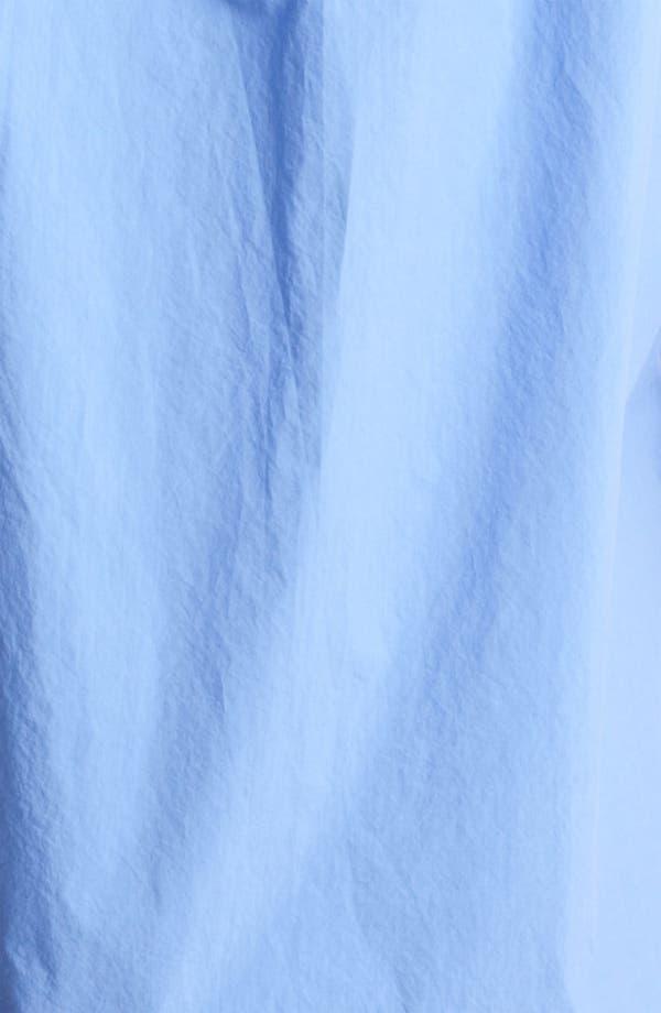 Alternate Image 3  - Todd Snyder Cotton Poplin Sport Shirt