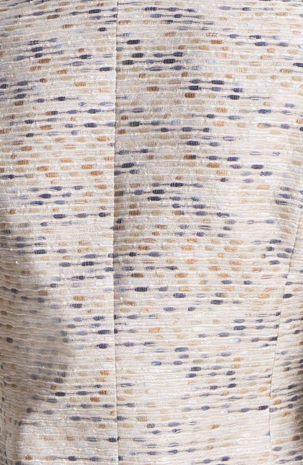 Alternate Image 3  - Santorelli Abstract Tweed Jacket