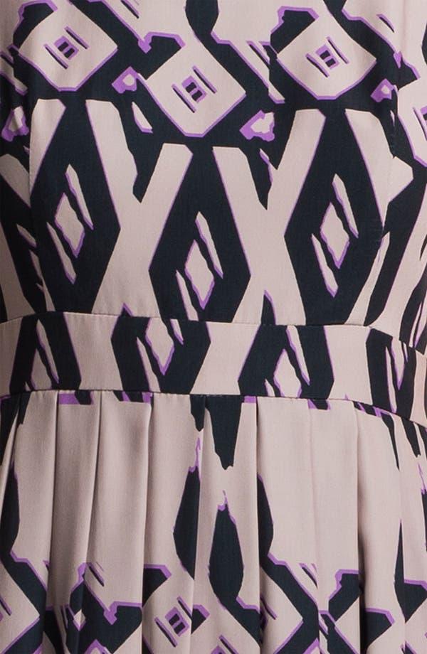 Alternate Image 3  - Jessica Simpson Print Fit & Flare Dress