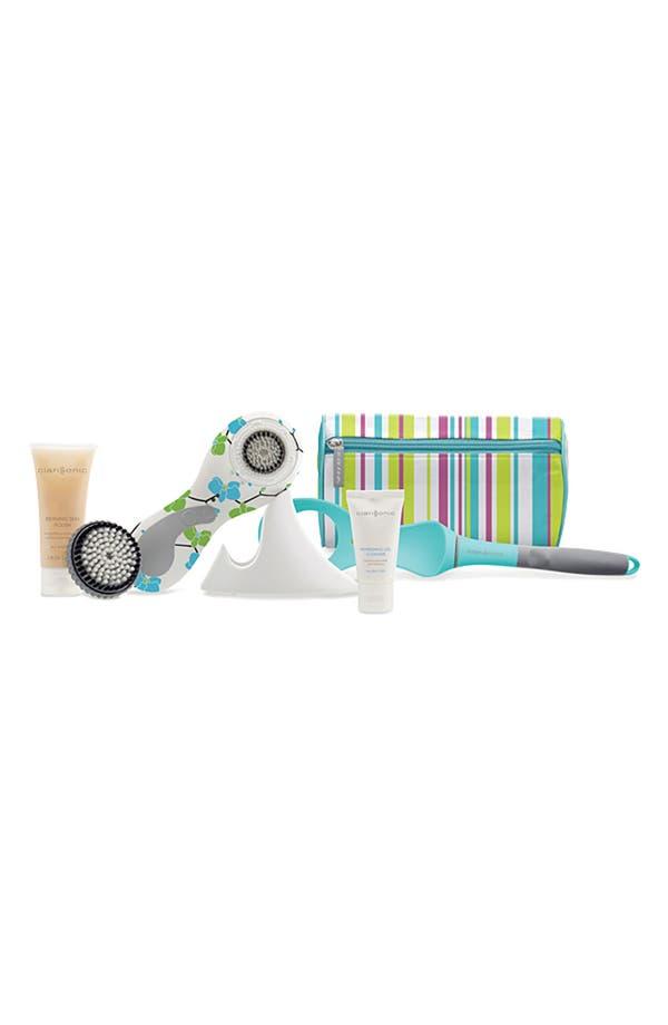 Alternate Image 1 Selected - CLARISONIC® 'PLUS - Spring Cherry Blossom' Skincare Brush Kit ($280 Value)