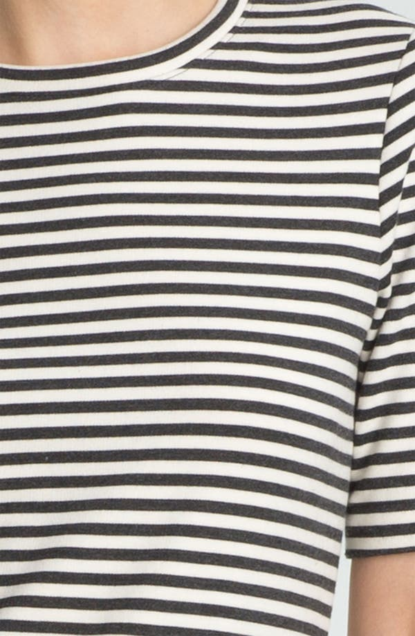 Alternate Image 3  - Tibi Stripe Jersey Dress