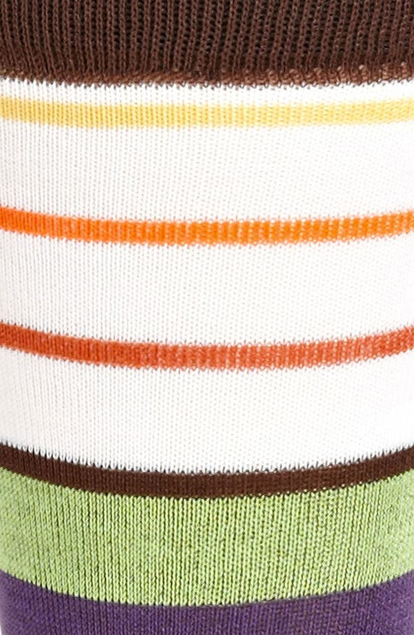 Alternate Image 2  - Etro Multi Stripe Socks