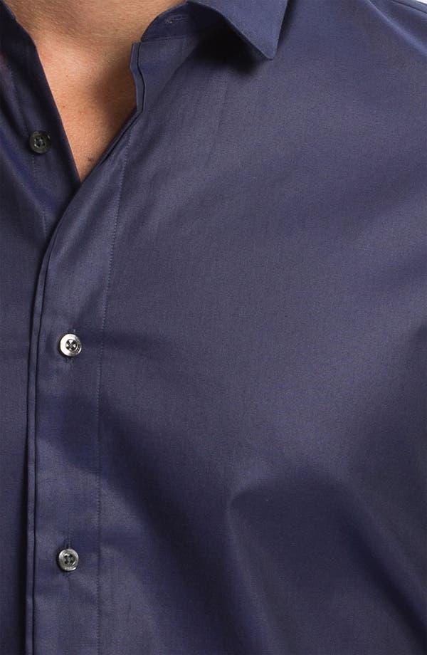 Alternate Image 3  - HUGO 'Etti' Slim Fit Sport Shirt